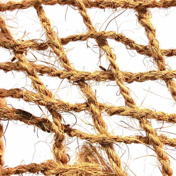 Kokosgewebe KG700 · 100 m²/Rolle · 50000 x 2000 x 5 · 70,00 kg · bis zu 50° Steigung· Kokos · 3 Jahre Lebensdauer · Herkunft: Sri Lanka