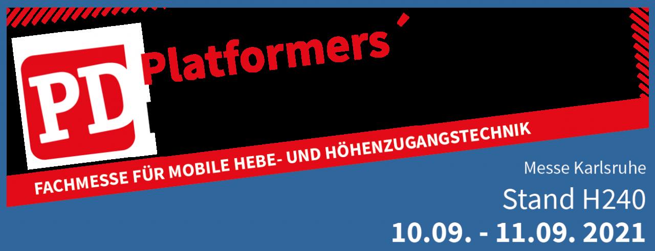Securatek auf den Platformers Days - Besuchen Sie uns auf unseren Messestand H240 vom 10.09 bis 11.09.2021 in Karlsruhe.
