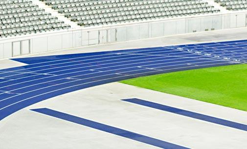 Sportstättenbau & Freizeitanlagenbau
