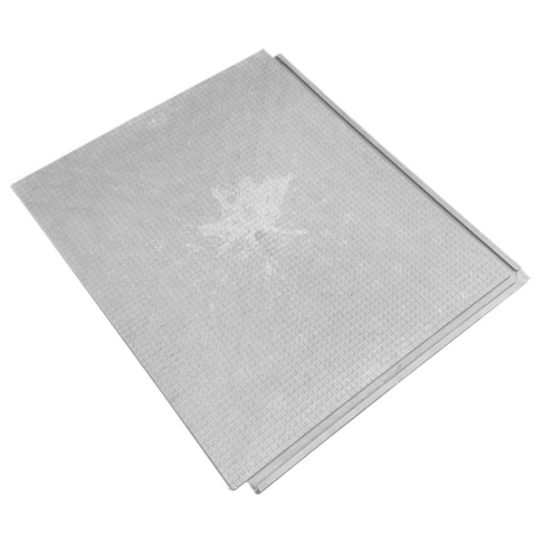 Bodenmatte FastFloor FF27 · 975 x 825 x 27 mm · 4-seitig umlaufendes Falznut zur nahtlosen Verzahnung bzw. Verbindung der Matten und Rampen miteinander.