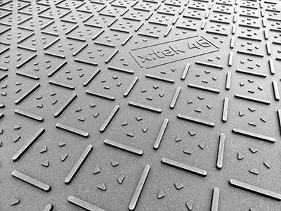 x:tek · Hochleistungs-Fahrplatten