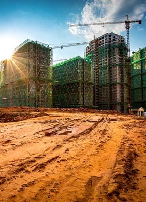 Produkte, Lösungen & Referenzen für den Hochbau, Tiefbau, Erdbau, Projektbau, Ingenieurbau...