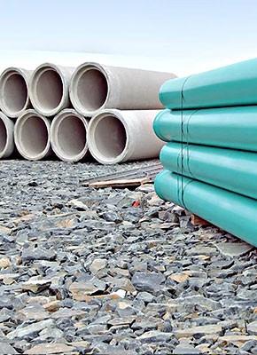 Produkte & Lösungen für den Rohrleitungsbau, Pipelinebau, Brunnenbau, Erdkabelbau von securatek zum Verkauf und Vermietung