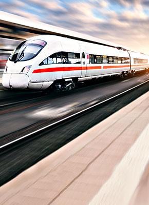 Produkte, Lösungen & Referenzen für den Gleisbau, Schienenverkehr, Gleisanlagen, Gleiserneuerungen, Streckenumbauten, Bahnsteig...