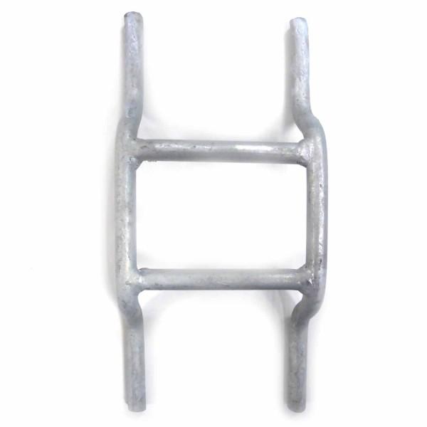 Doppelverbinder · 06er Set Stahl