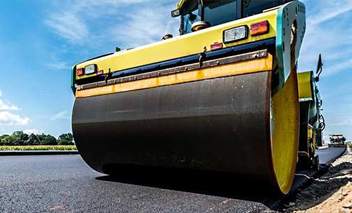 Straßenbau & Verkehrswegebau
