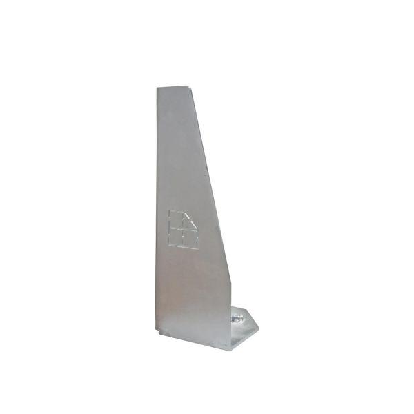 Stahlpalette · Sicherungswinkel (40 cm)