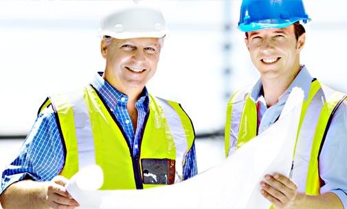 Baustoffhandel & Baugewerbe
