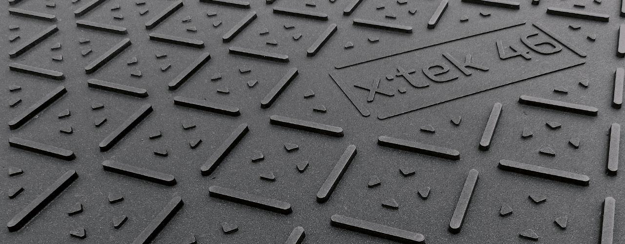 x:tek · Hochleistungs-Fahrplatten (≤85t)