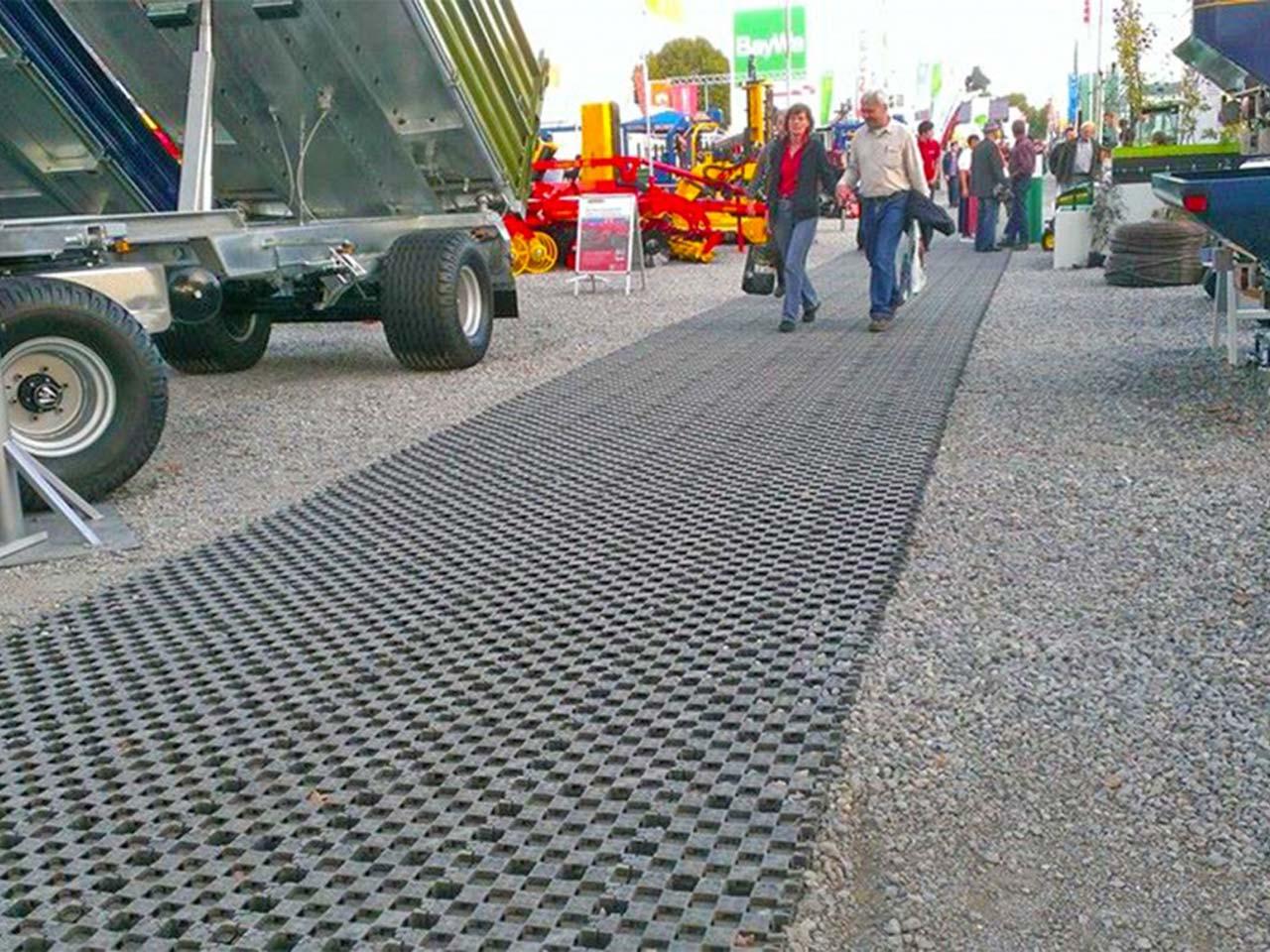 Bodenraster BR35