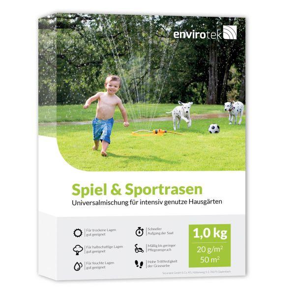 Spiel & Sportrasen (1kg/50m²)