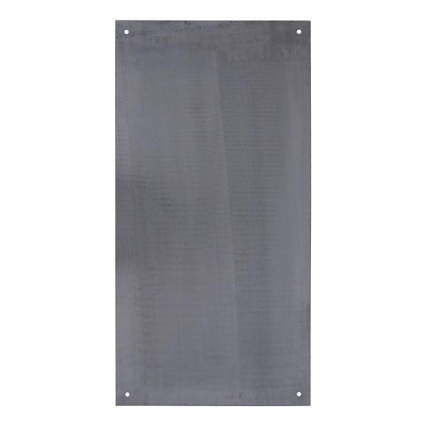 v:tek PRO · Starke Fahrplatte ·2000x1000x15 mm · Belastbar bis ca. 60 Tonnen · 1mm Profilierung beidseitig · 3mm Gummierte Unterseite (optional)