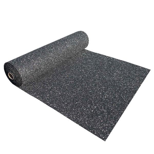 Gummimatte · Bautenschutzmatte · 3mm stark · 20m lang · 1,25m breit · 25m² je Rolle. . Die Gummmigranulatmatte bietet Schutz vor mechanischen Beschädigungen