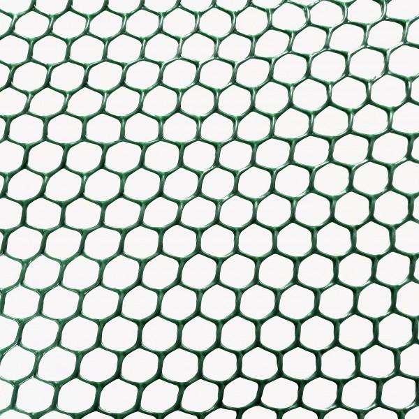 Rasenschutznetz RN EVO · 700 g/m² · 27x27 mm Masche ·50m² · Länge 25m / Breite 2m · Geeignet zur Rasenverstärkung, Rasenarmierung, Grasnarbenschutz, Wühlschutz, Wühlsperre & Buddelschutz