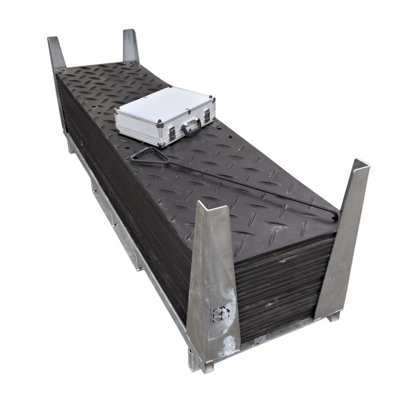 s:tek 28 · 20er Komplett-Set Bodenschutzplatten · 29,80 m² · 48,80 lfm