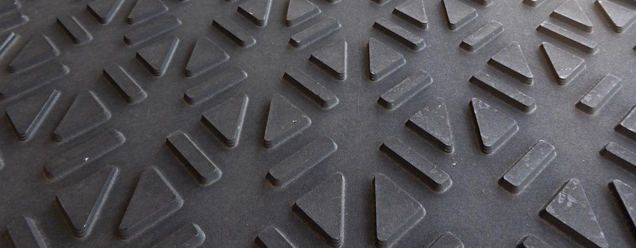 MaxiTrack · Schwerlastplatten (≤130t)