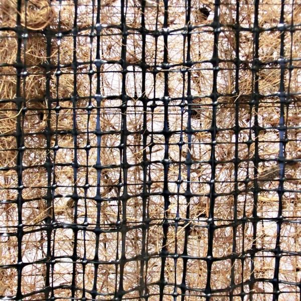Erosionsschutzmatte Comax³ EMC550 · 40 m²/Rolle · 20000 x 2000 x 12 · 22,00 kg · bis zu 40° Steigung· Kokos & PP Kunststoff · 15 Jahre Lebensdauer